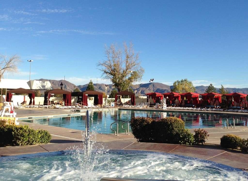 Grand Sierra Resort Outdoor Pool