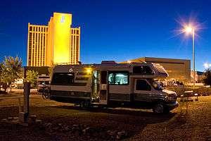 Grand Sierra Resort RV Park