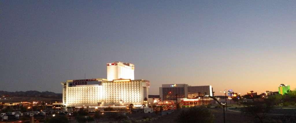 Laughlin Nevada Skyline