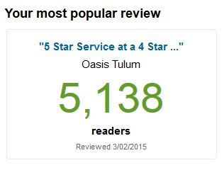 Oasis Tulum Review Seen