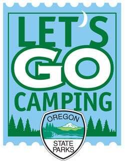 Oregon State Parks Poster