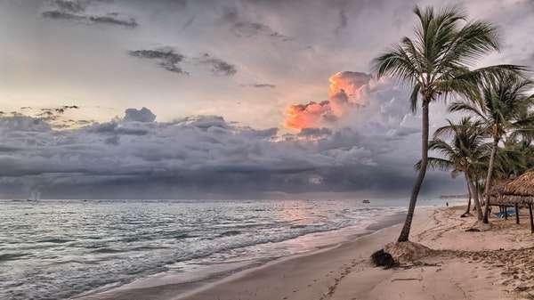 South Pacific Beach