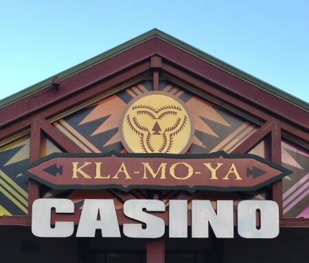 The Kla-Mo-Ya Casino