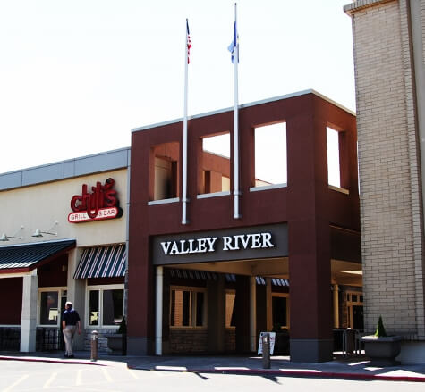 Enjoy RV Parking at Valley River Center Mall Eugene
