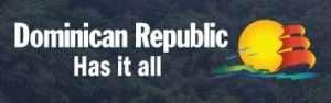 Dominican Republic Banner