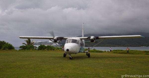 Mystery Island Flights