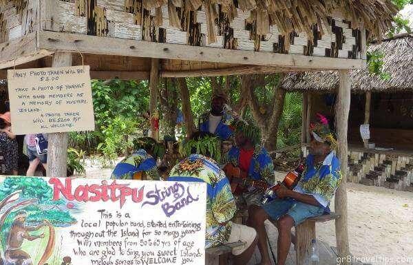 Nasitpu String Band Vanuatu