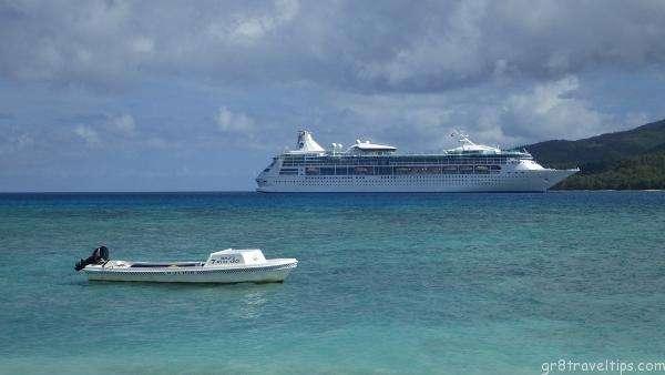 Rhapsody of the Seas Mystery Island