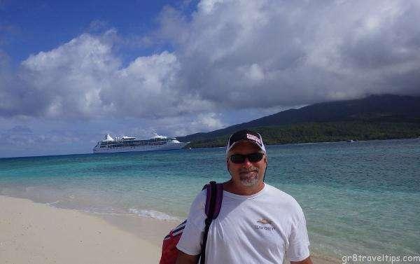 Royal Caribbean Cruise Ship Mystery Island