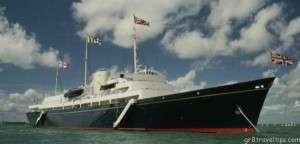 Royal Britannia Yacht