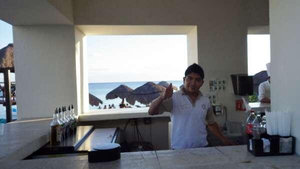 All Inclusive Resort Bartender
