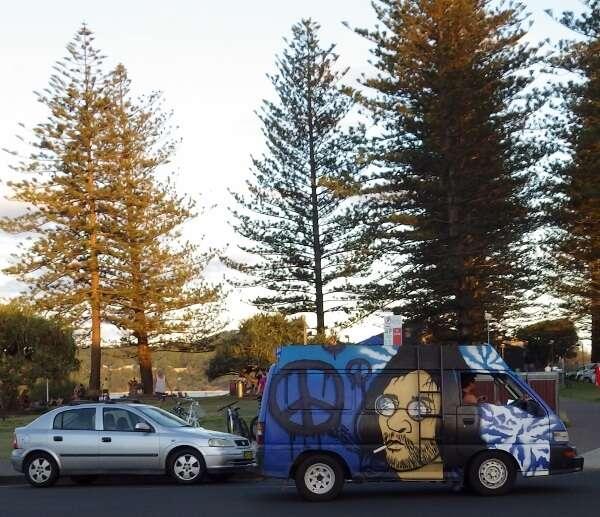 Australia Camping Van Rentals