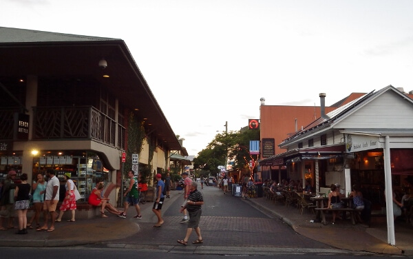 Byron Bay Town Center