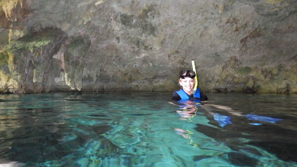 Cenotes Dos Ojos Mexico