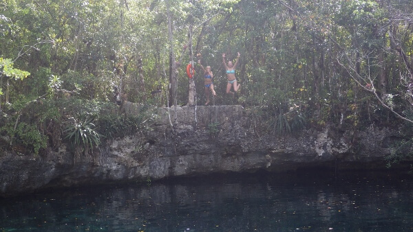 Cliff Diving Tankah