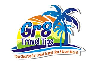 Gr8 Travel Tips Logo