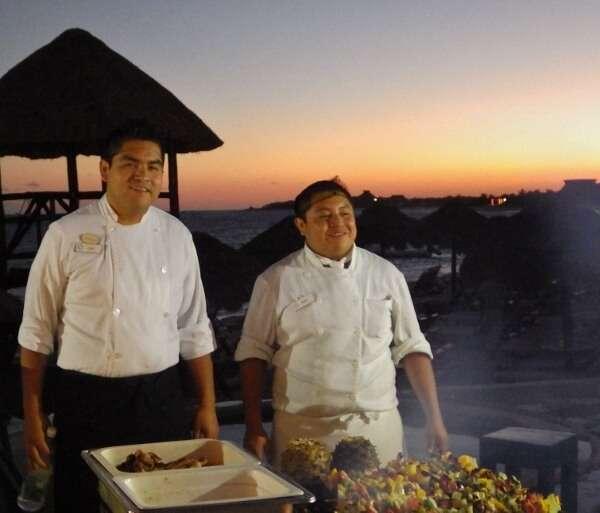 Oasis Tulum Resort Chefs