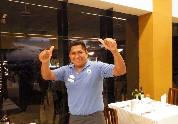 Oasis Tulum Resort Waiter