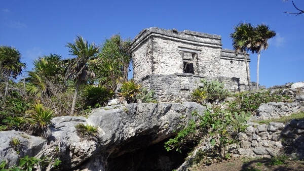 Tulum National Park Ruins