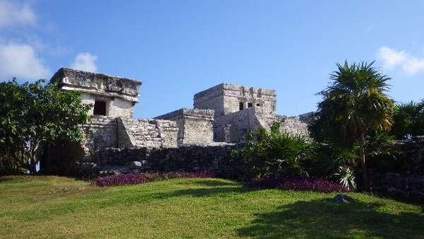 Tulum Site Ruins