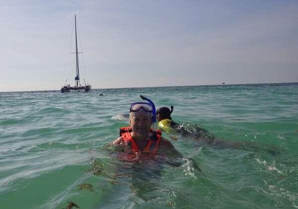 Turtle Bay Akumal Mexico