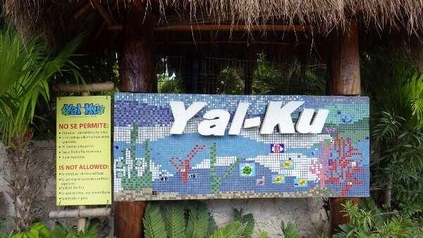 Yal-Ku Natural Aquarium