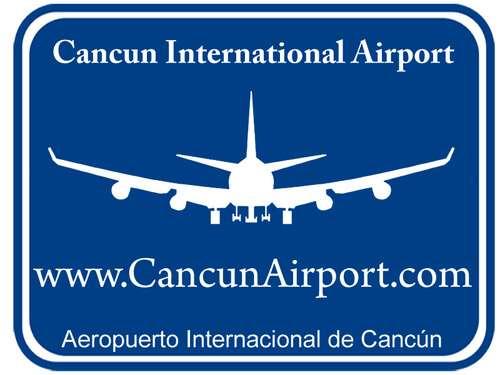 cancun international airport logo