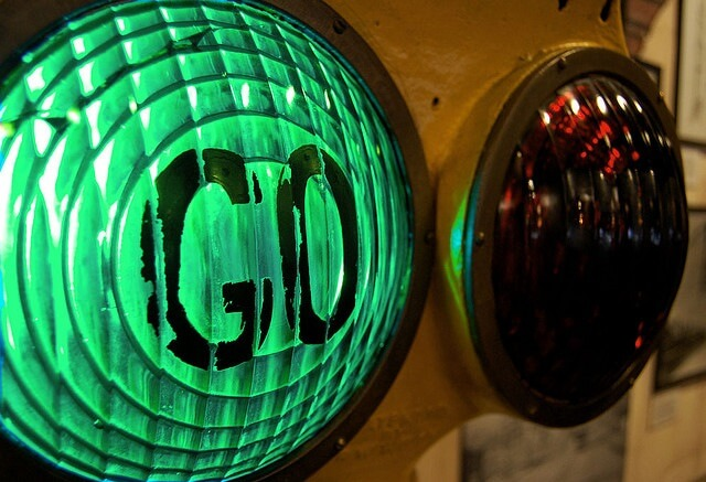 customs red light green light clearance