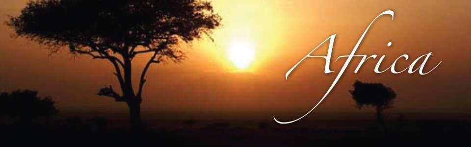Africa Travel Banner