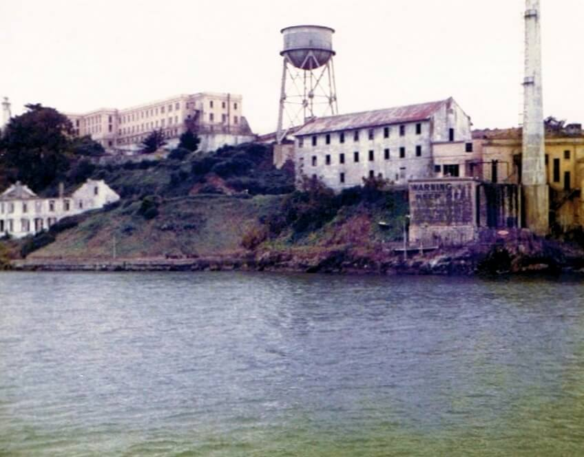 Old Alcatraz Picture