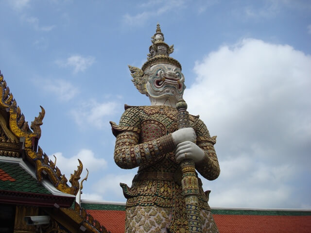 The Bangkok Grand Palace in Thailand - Gr8 Travel Tips