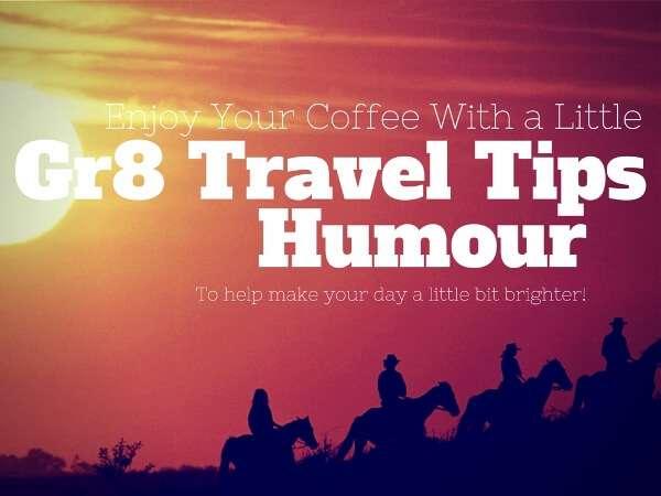 Travel Jokes and Humour Ed.1