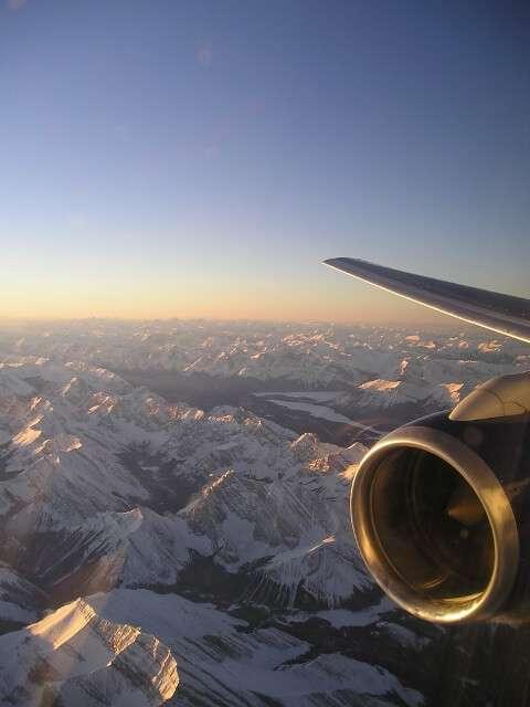 Early Morning Flights