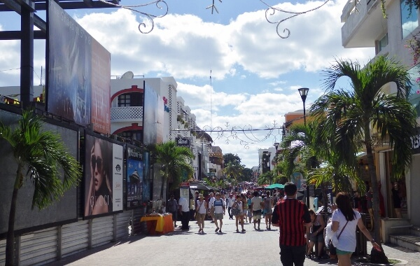 Playa del Carmen Mexico Shopping