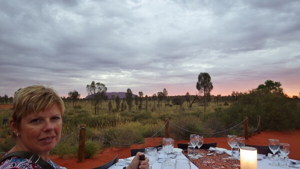 Sounds of Silence Dinner Ayers Rock