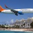 Sunwing Airplane