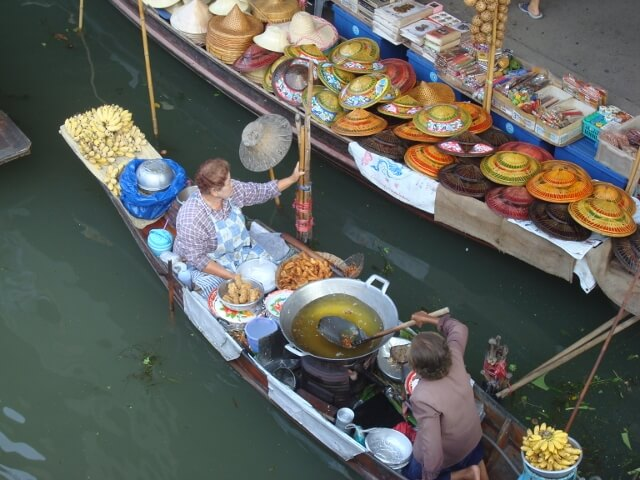 Thailand Floating Markets
