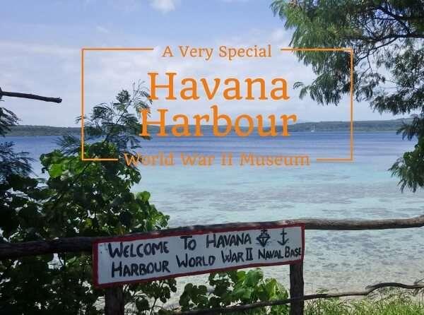 A Lovely WWII Museum Vanuatu Port Vila