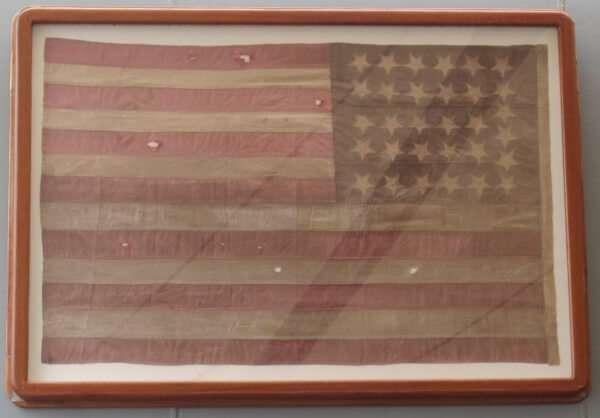 31 Star Symbolic US Flag