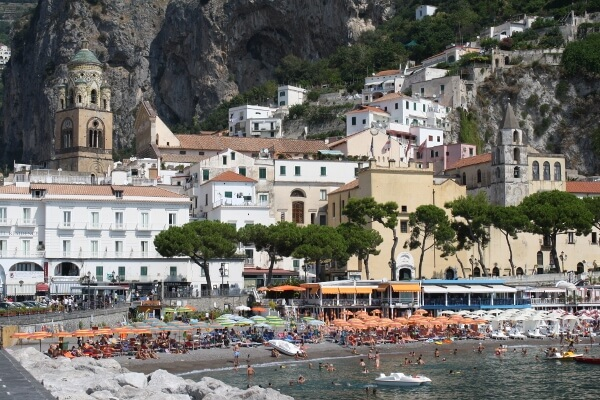 Amalfi Village Italy