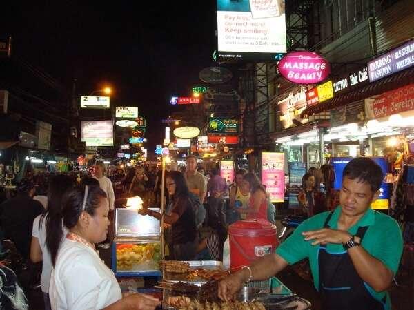 Bangkok Nightlife Thailand