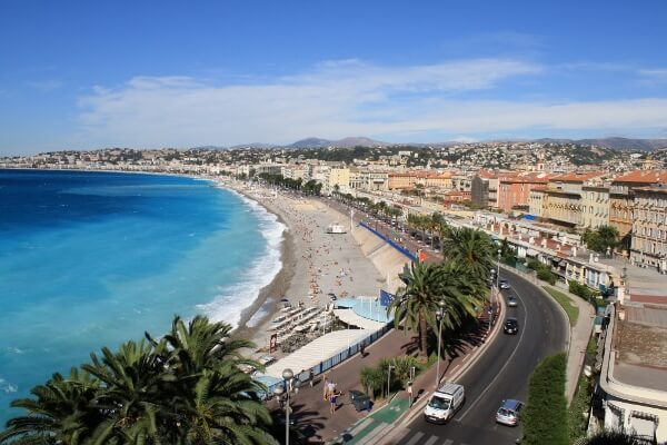 City of Nice France