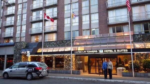 Harbour Towers Hotel & Suites Victoria BC