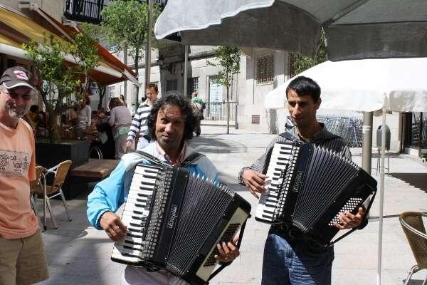 Musicians Vigo Spain