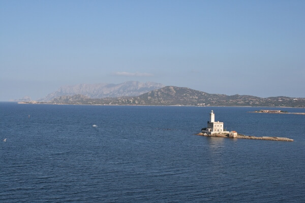 Olbia Italy Lighthouse