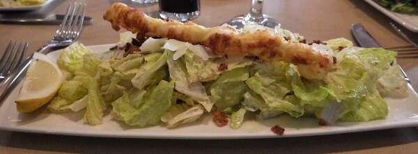 Vic's Steakhouse Caesar Salad