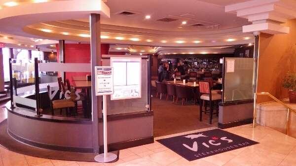 Vic's Steakhouse Victoria BC
