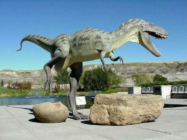 Drumheller Dinosaur Museum Alberta