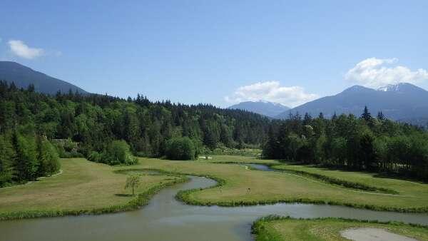 Garibaldi Mountains Squamish BC