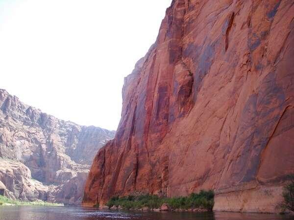 Glen Canyon Red Cliffs